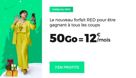 RED SFR 50 Go