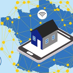 Déploiement réseau 2G 3G 4G 5G La Poste Mobile.