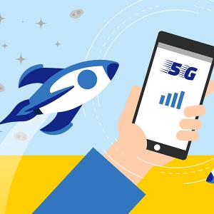 Réseau mobile 4G La Poste Mobile.