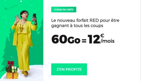 RED 60 GO Noel