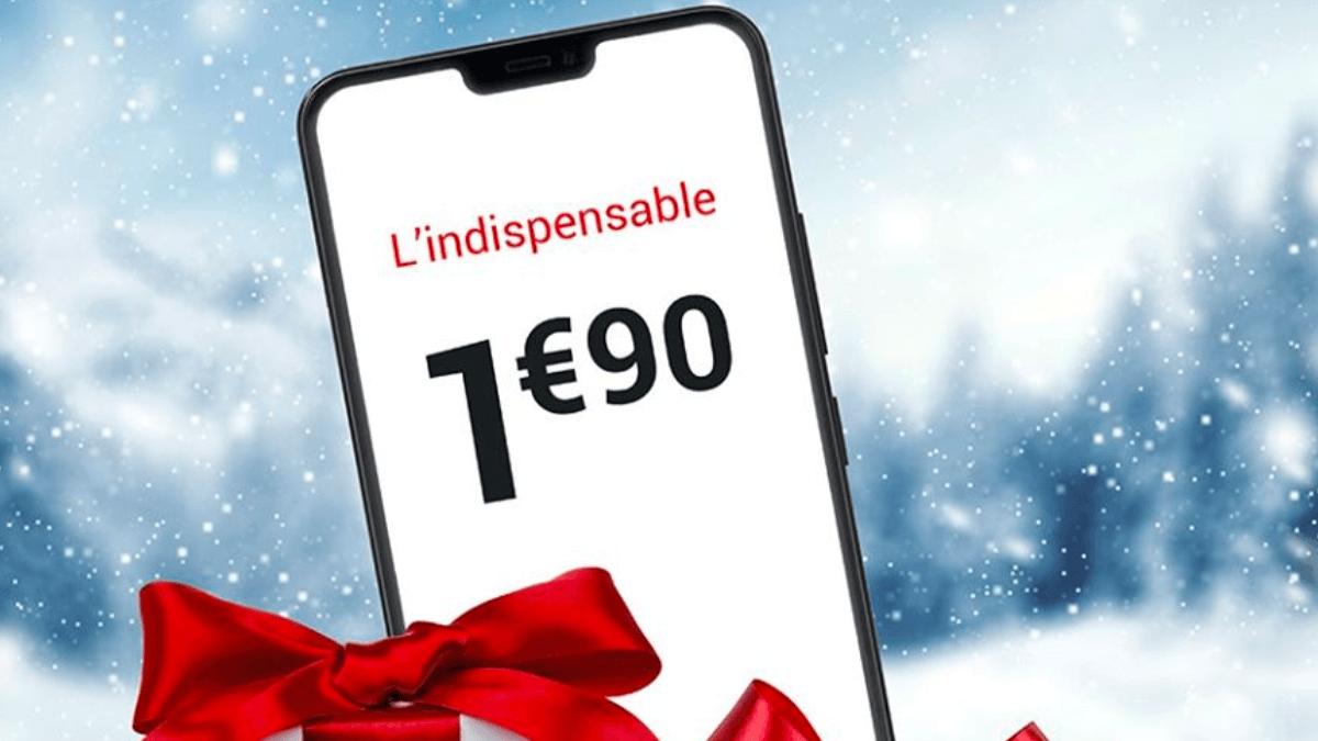 Le forfait 2€ proposé de façon permanente par Syma Mobile