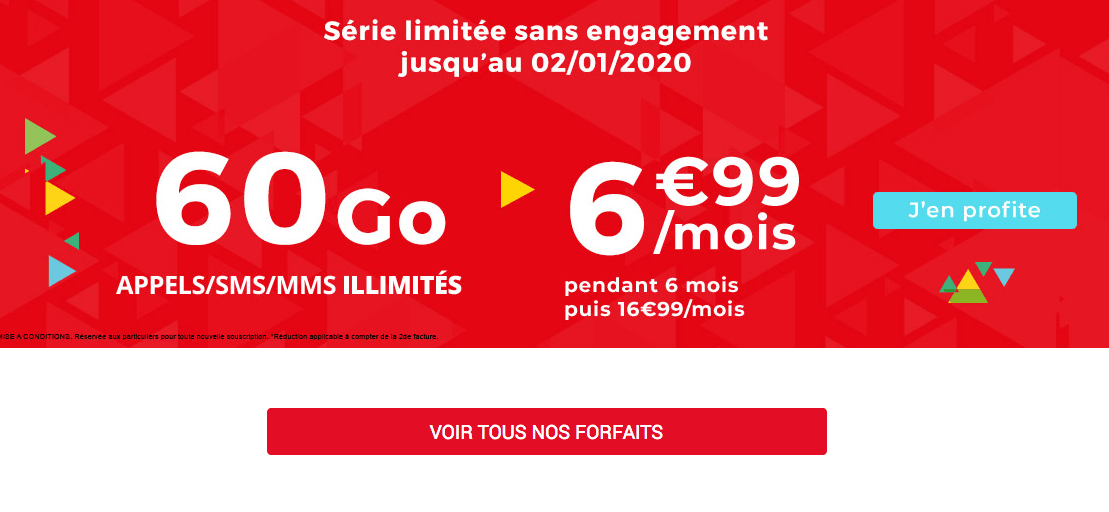 L'offre d'Auchan Telecom