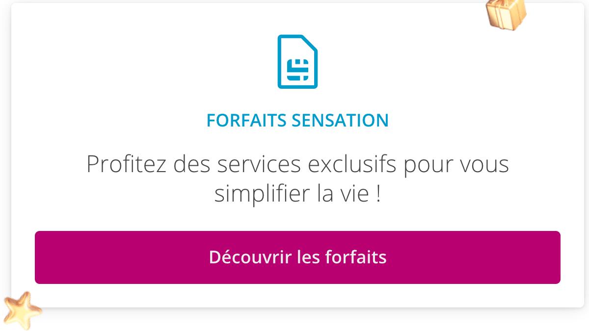 Promotion forfait Bouygues Telecom