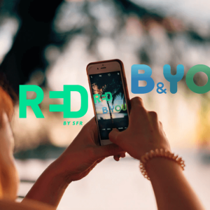 Forfait sans engagement RED by SFR et B & YOU