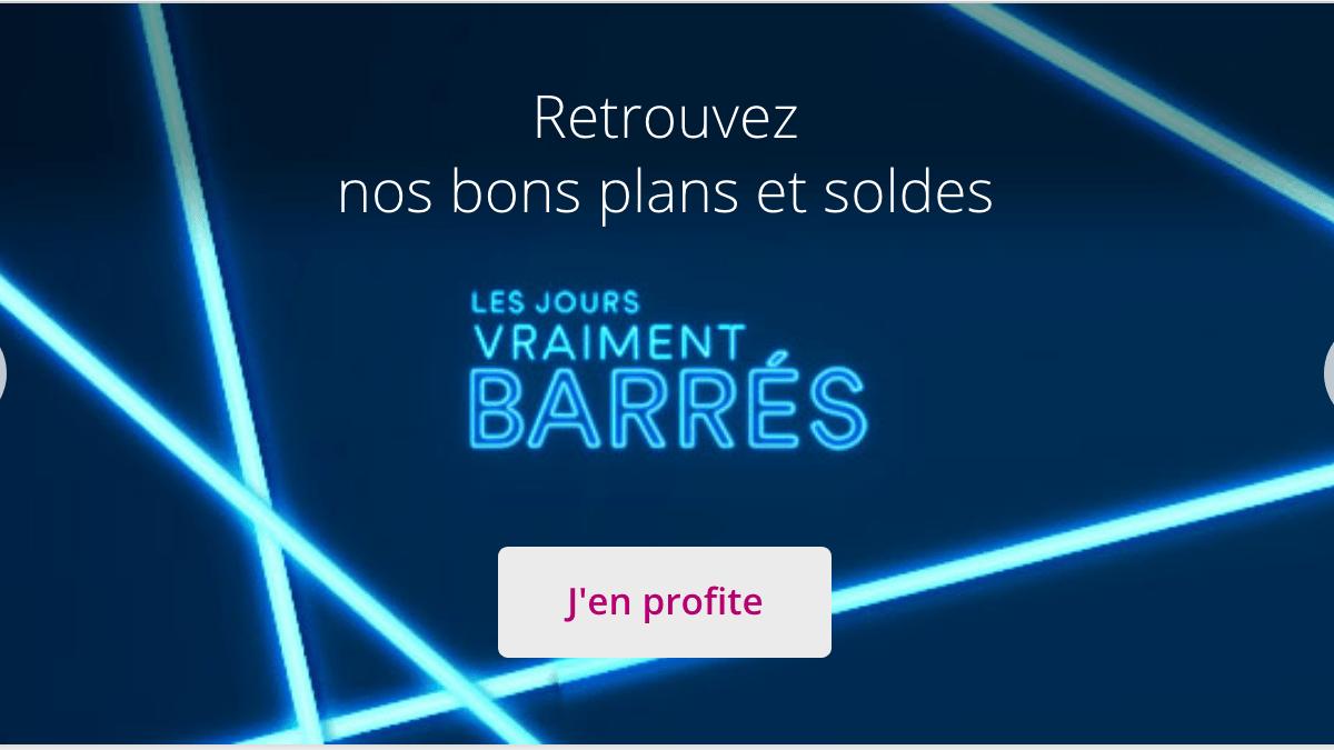 Jours vraiment barrés Bouygues Telecom.