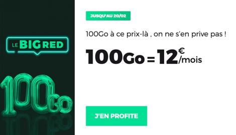 RED SFR 100 Go