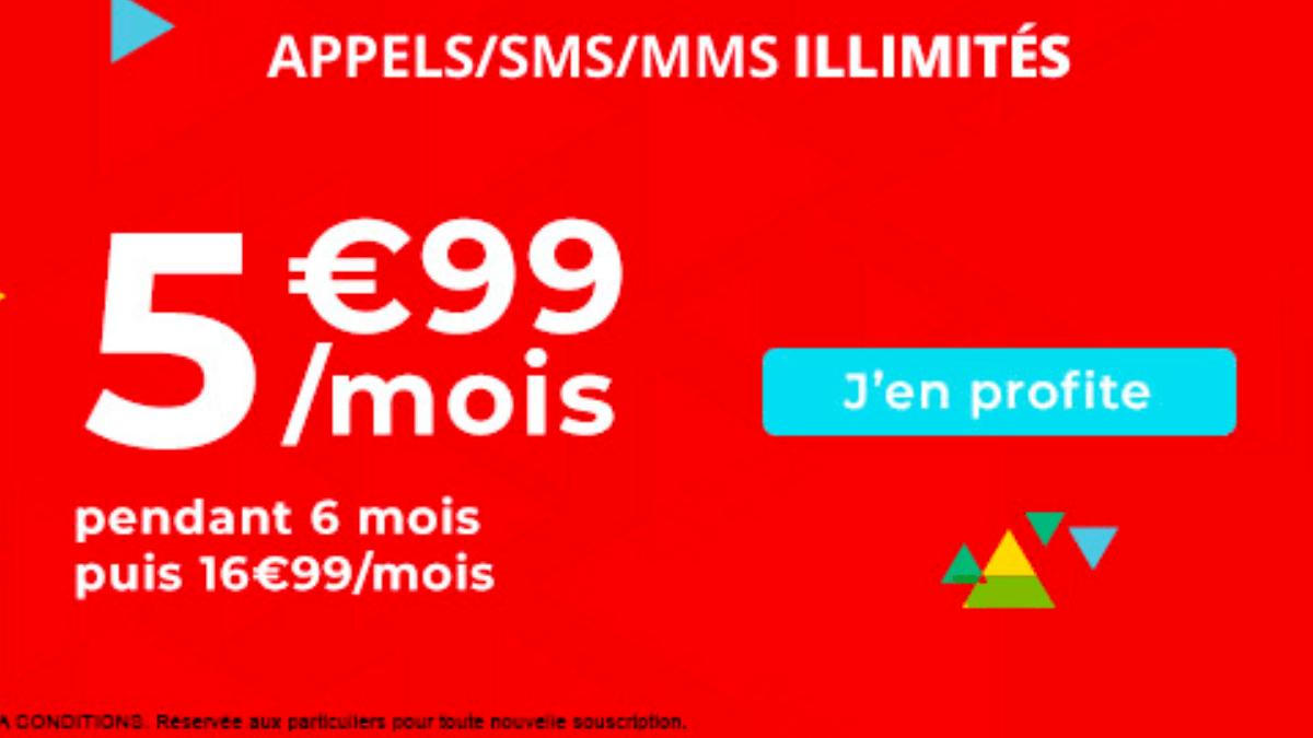 Une dernière promotion disponible dans le catalogue d'Auchan Télécom