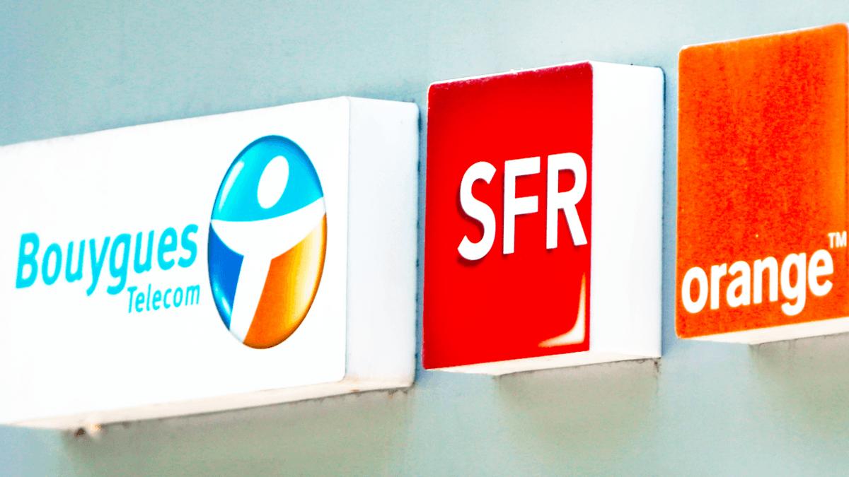 SFR et Bouygues pour ce projet.