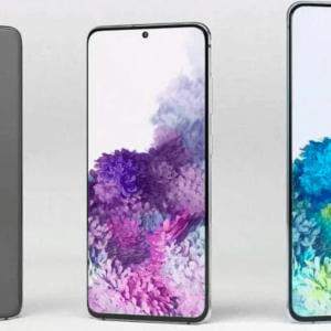 Les nouveaux modèles de Samsung Galaxy disponible en précommande