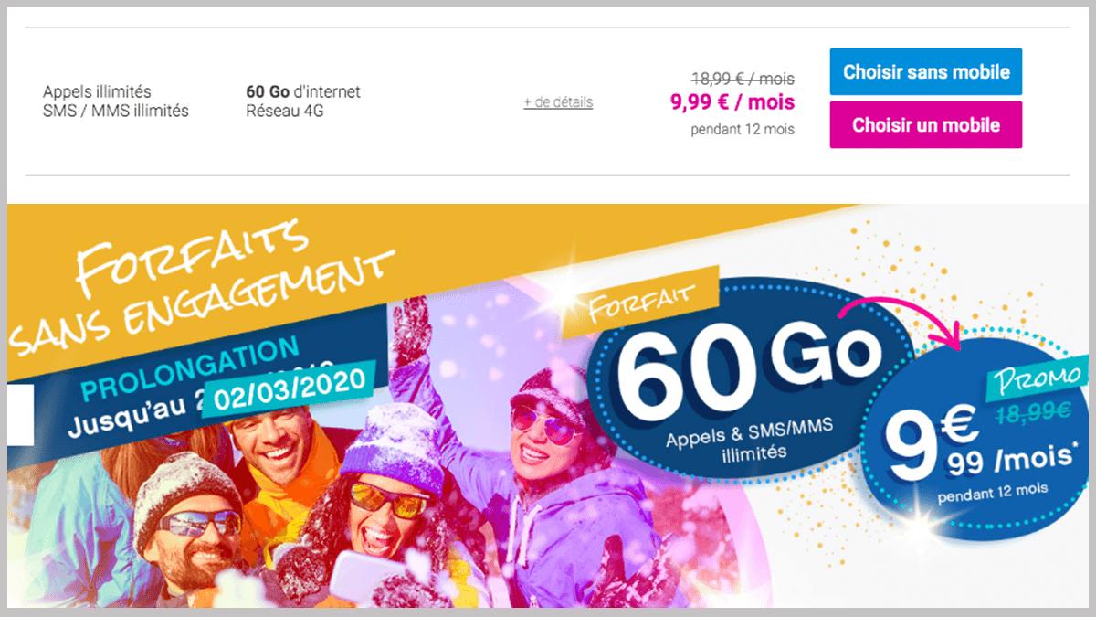 Coriolis Telecom en promo.