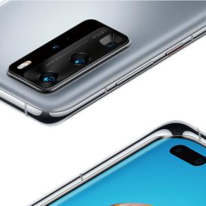 Les Huawei P40 et P40 pro