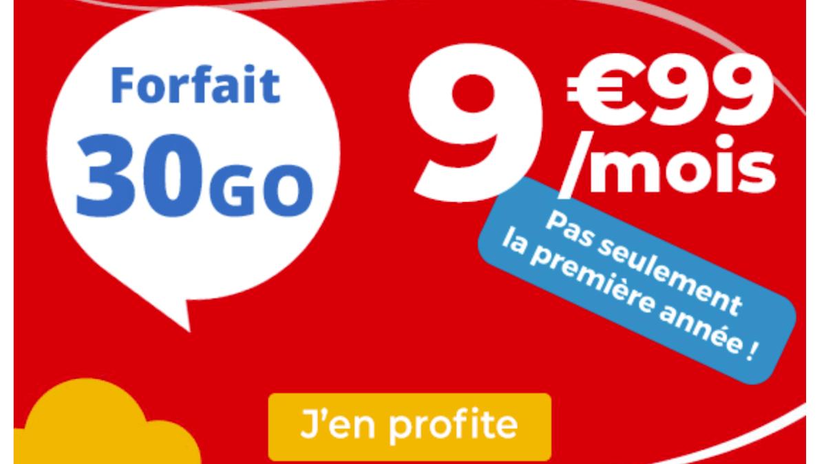 Forfait en promo chez Auchan Télécom