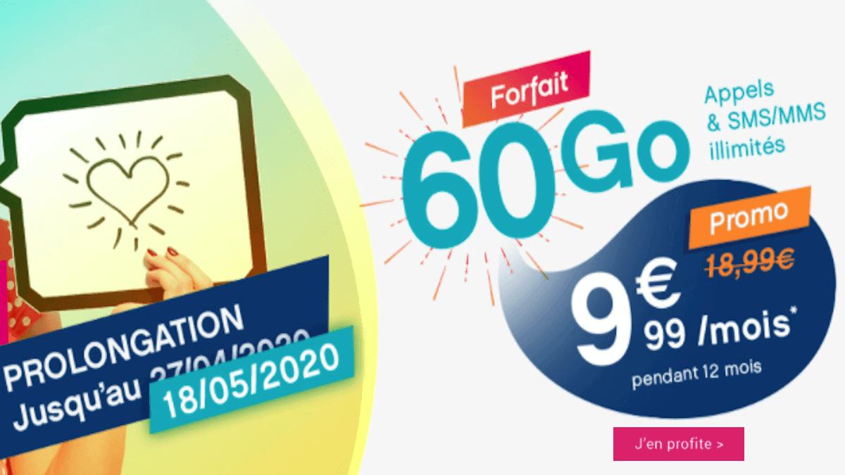 Forfait en promo Coriolis Telecom