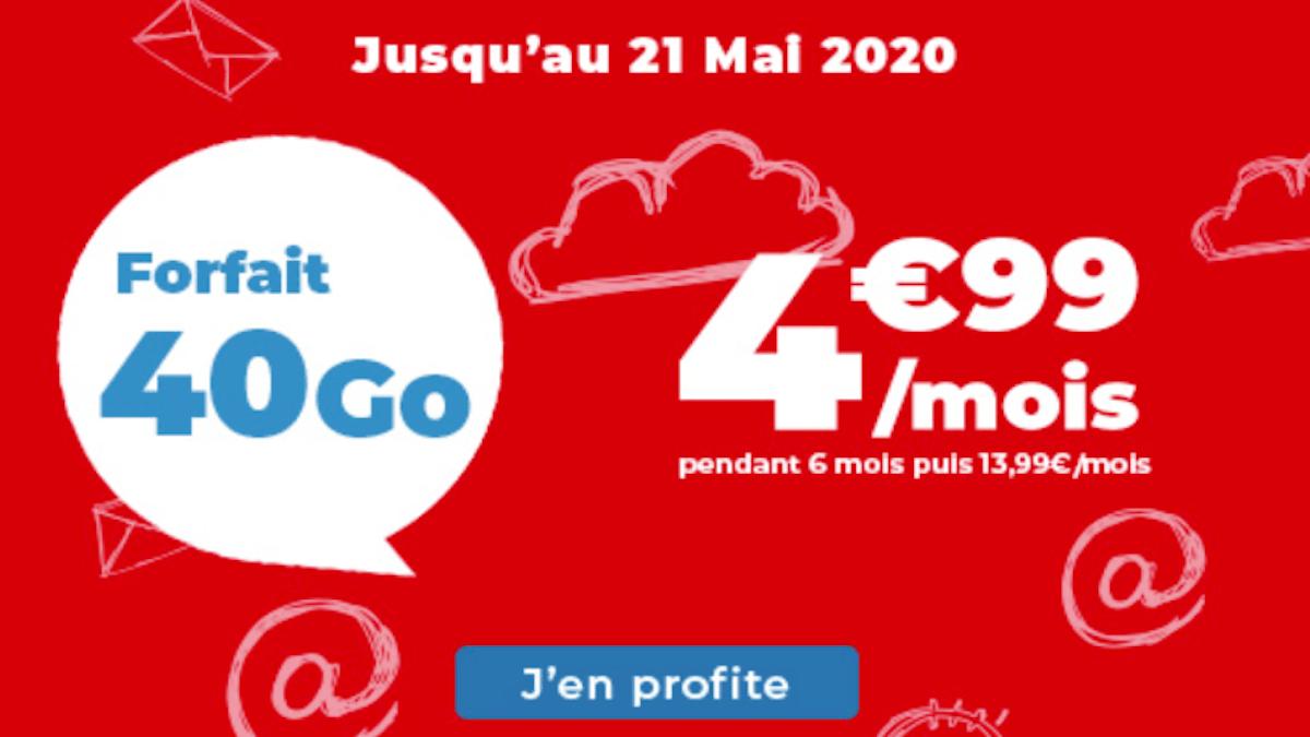 Auchan telecom cheap mobile plan