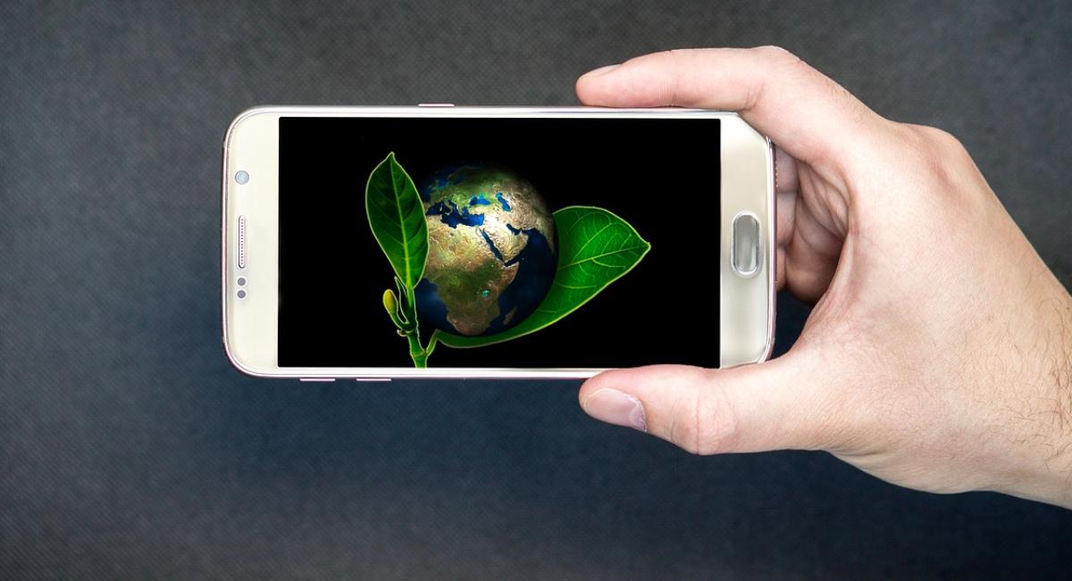 smartphone environnement