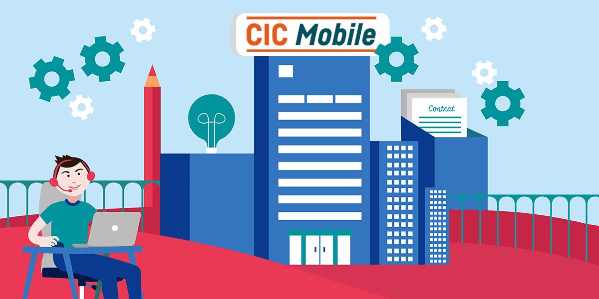 Tout savoir sur CIC mobile.