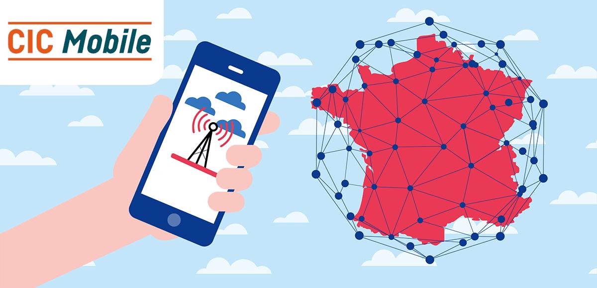 Réseau mobile CIC : quid du réseau mobile ?