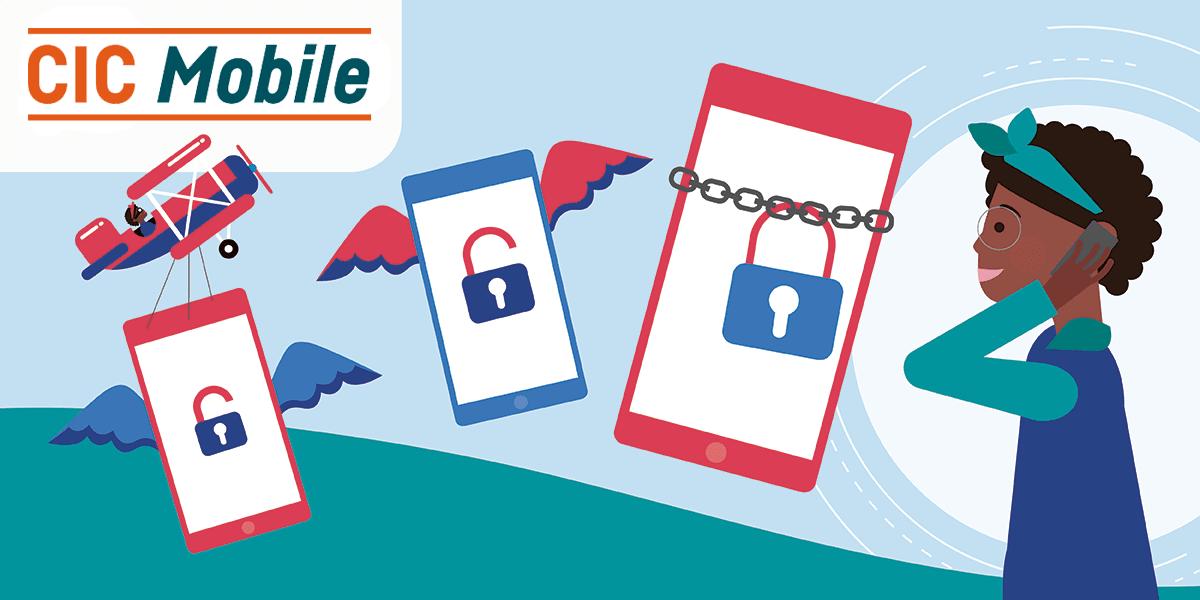 Forfaits mobiles de CIC Mobile