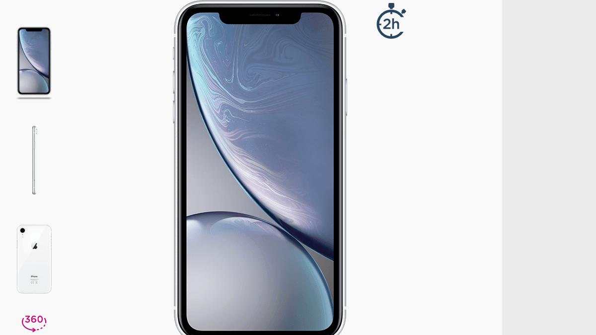 l'offre sensation 70 Go sur les iphone XR de Bouygues Telecom