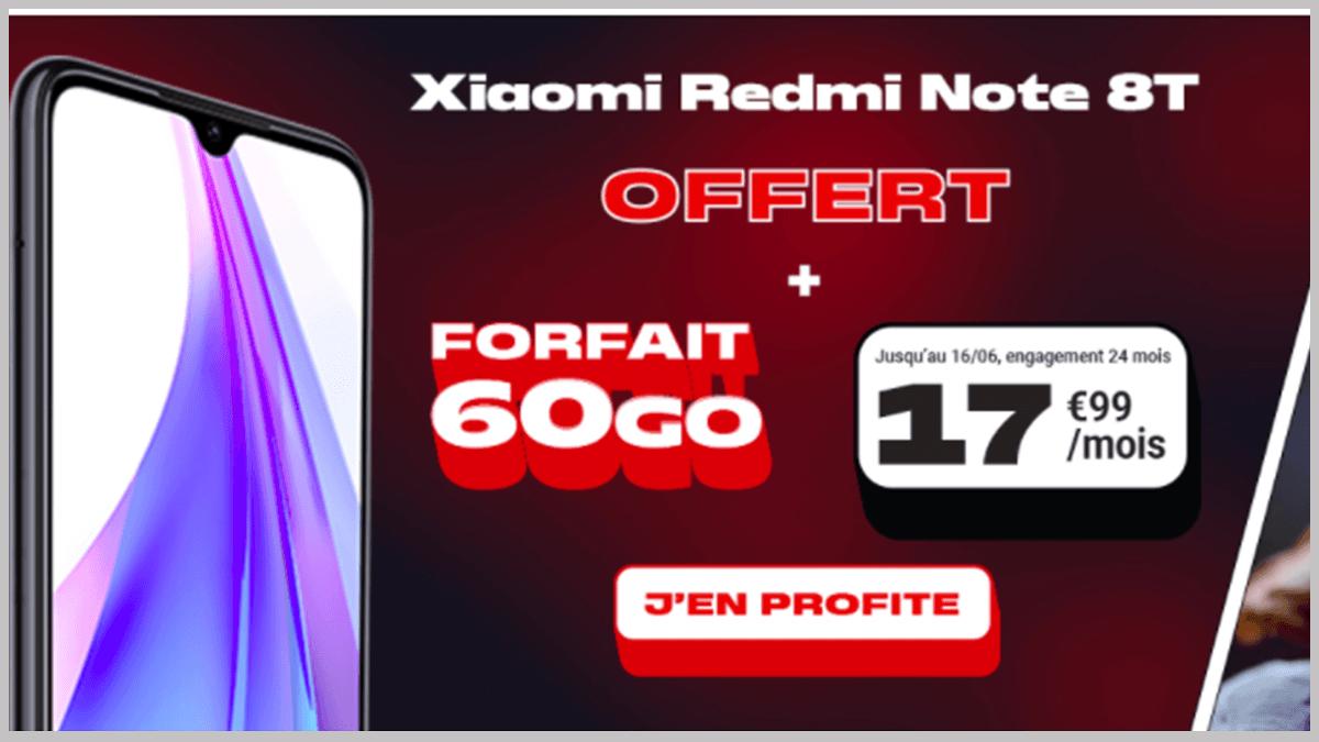 NRJ Mobile avec XIaomi
