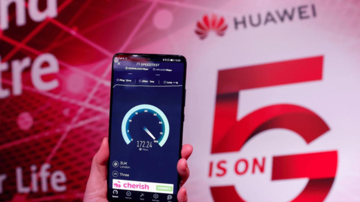 Huawei devrait installer ses équipements 5G en France.