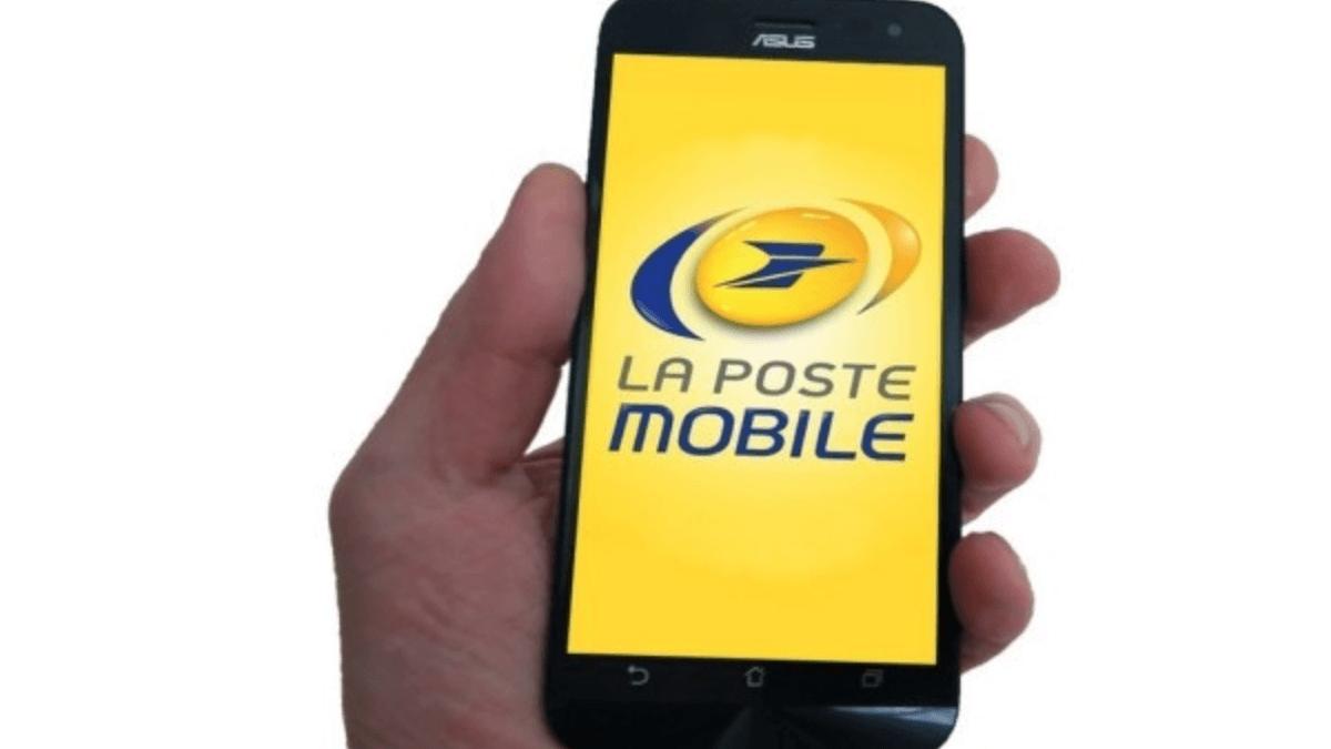 La Poste mobile assume un forfait mobile 60 Go de données internet et les appels, SMS et MMS illimités en France et en Europe.