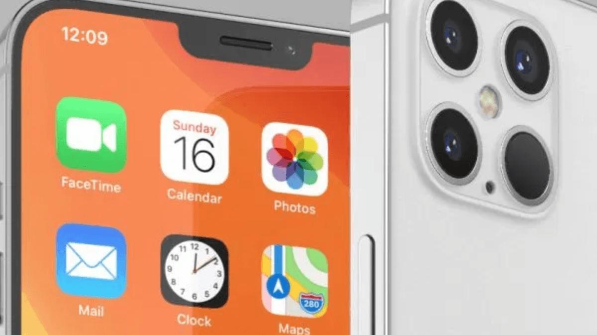 l'iPhone 12 présenté le 8 septembre prochain lors d'une Keynote animé par Tim Cook.
