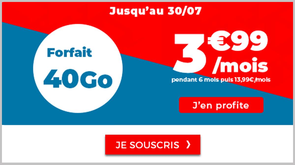 Forfaits en promo avec Auchan Telecom