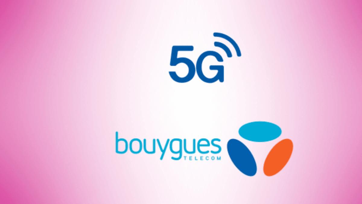 Bouygues Telecom attend avec impatience les forfaits 5G.