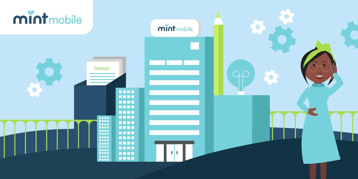 L'opérateur engagé Mint Mobile