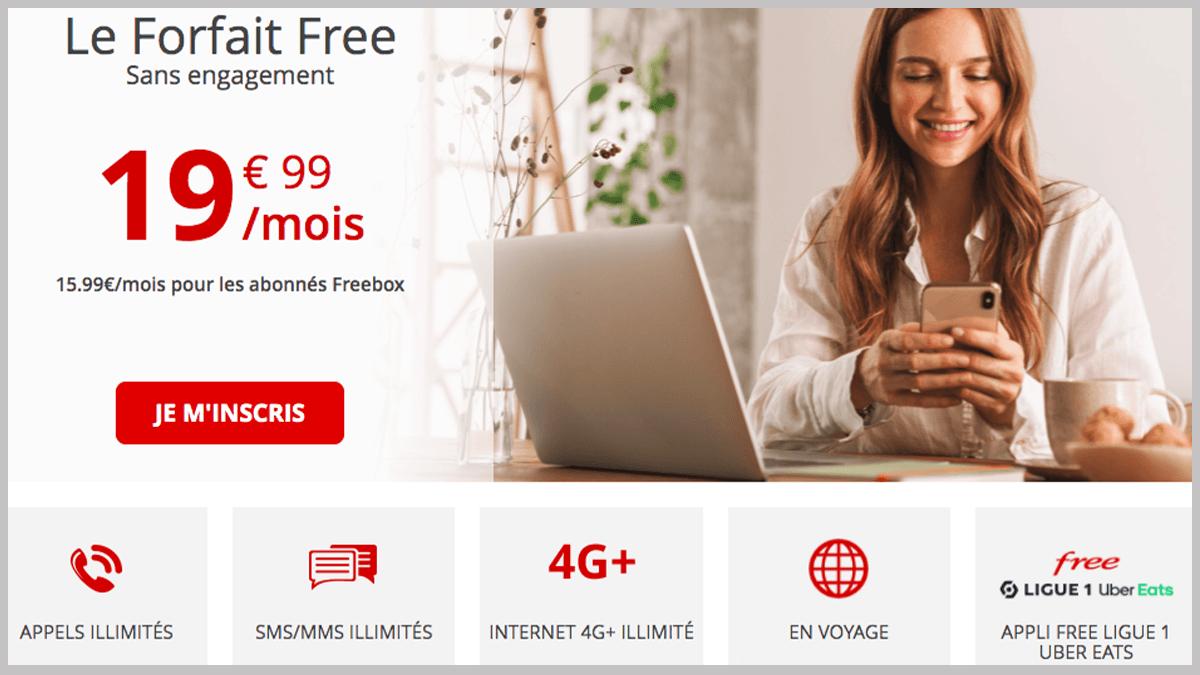 100 Go avec Free mobile