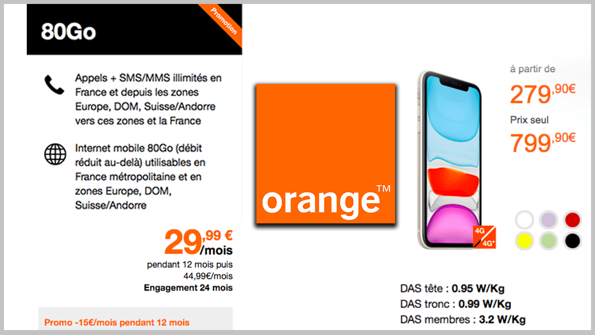 Paiement direct avec Orange