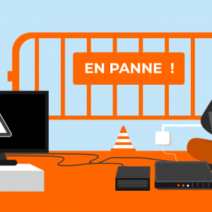 Down Detector des pannes Orange