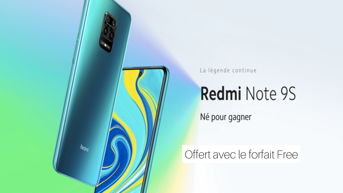 xiaomi redmi note S9