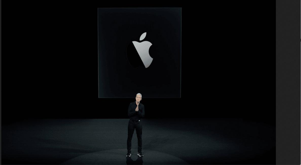 conférence Apple
