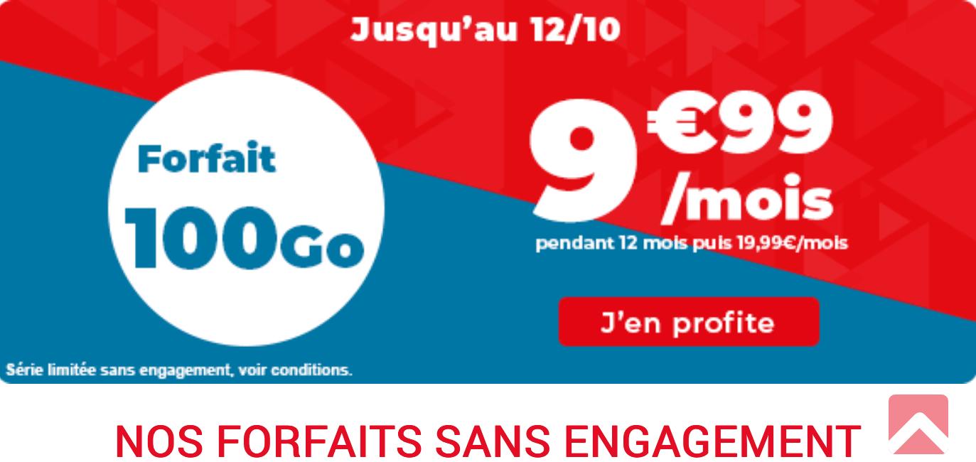 Auchan télécom 9,99€/mois