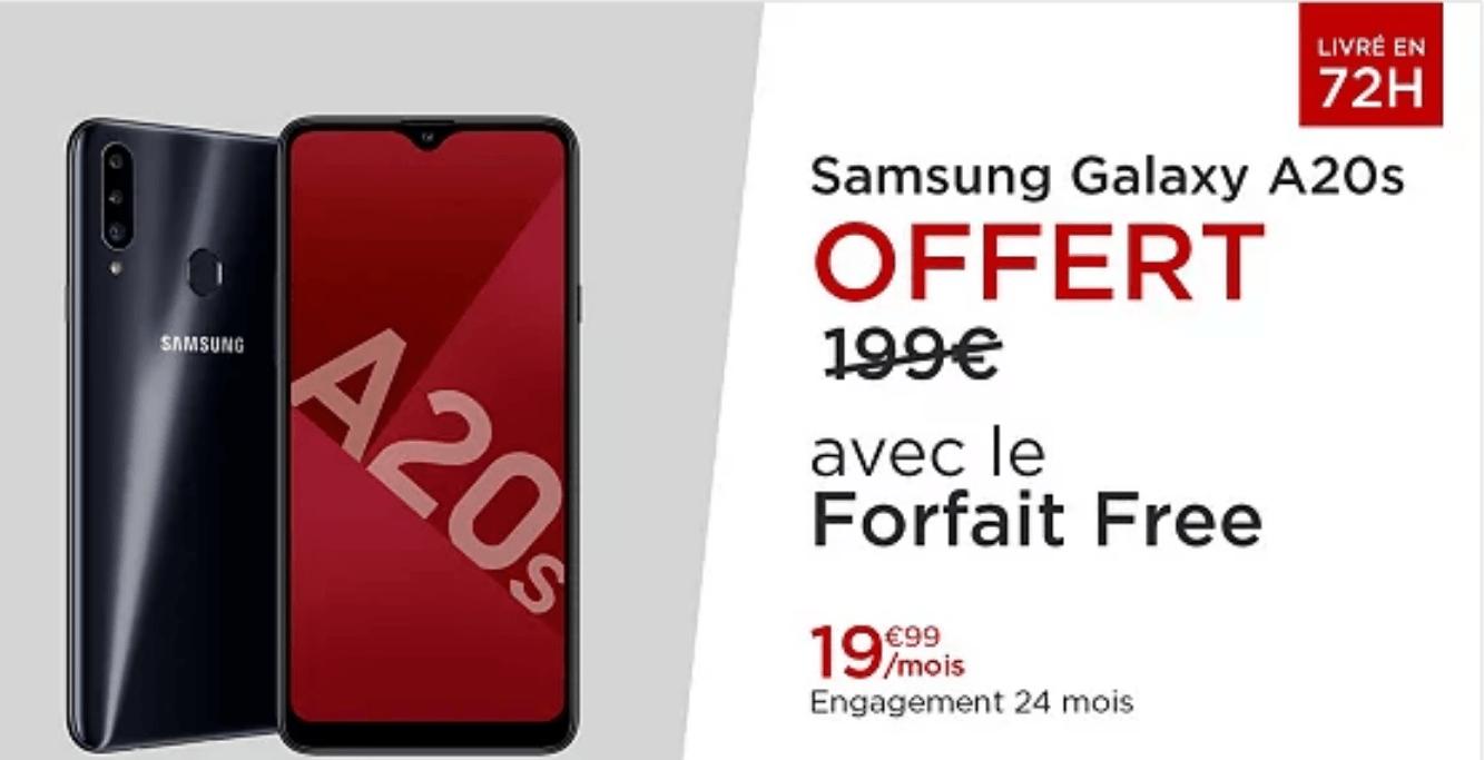 Samsung mobile gratuit