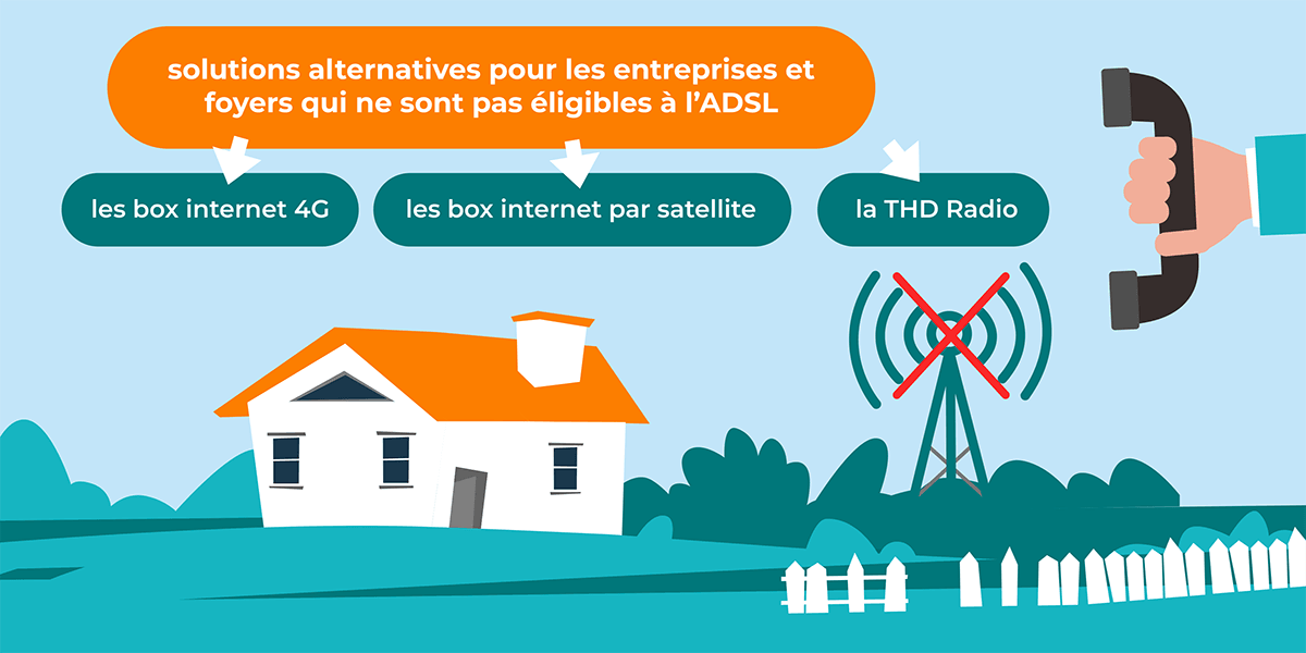 Les alternatives au RTC.