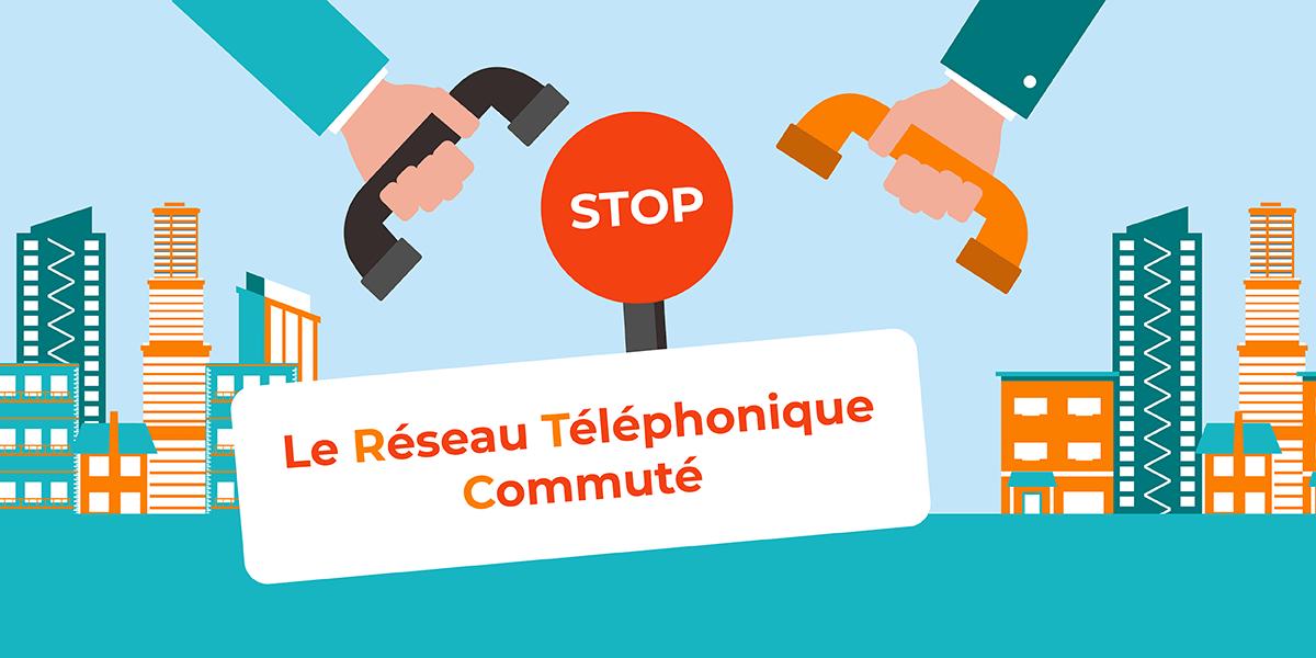 La fin du RTC en France.