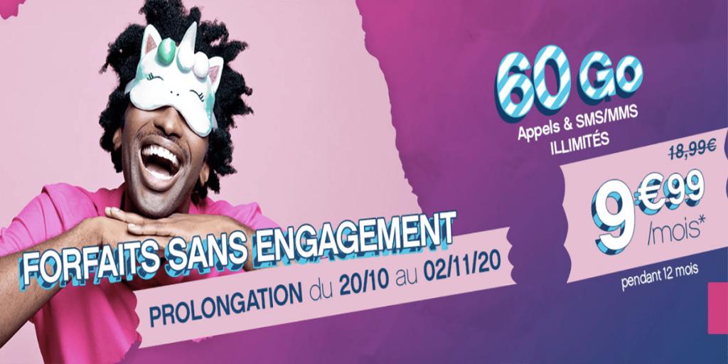 forfait Coriolis Telecom 60 Go