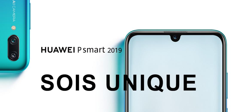 cdiscount Huawei P 2019 offert