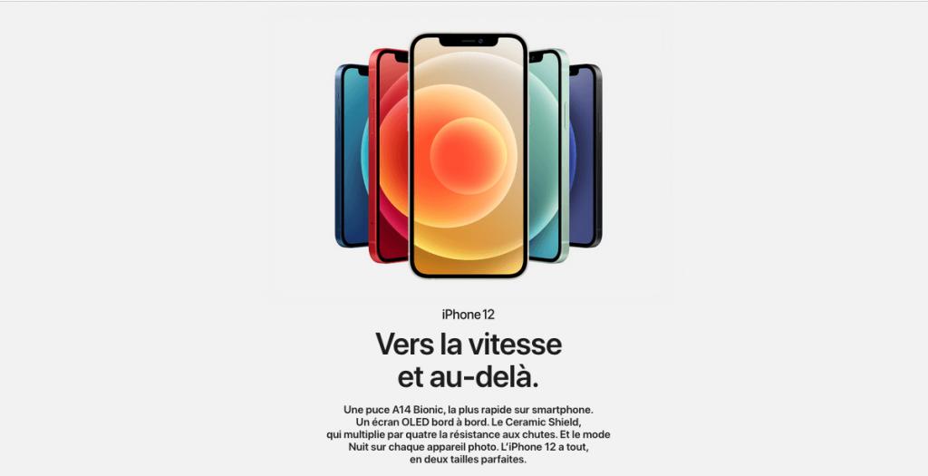 iPhone 12 design Apple