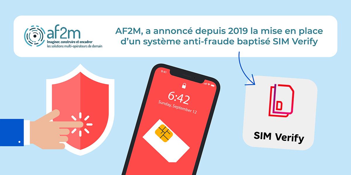 La lutte contre le SIM Swap.