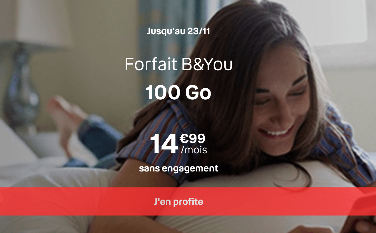 B and YOU 100 Go