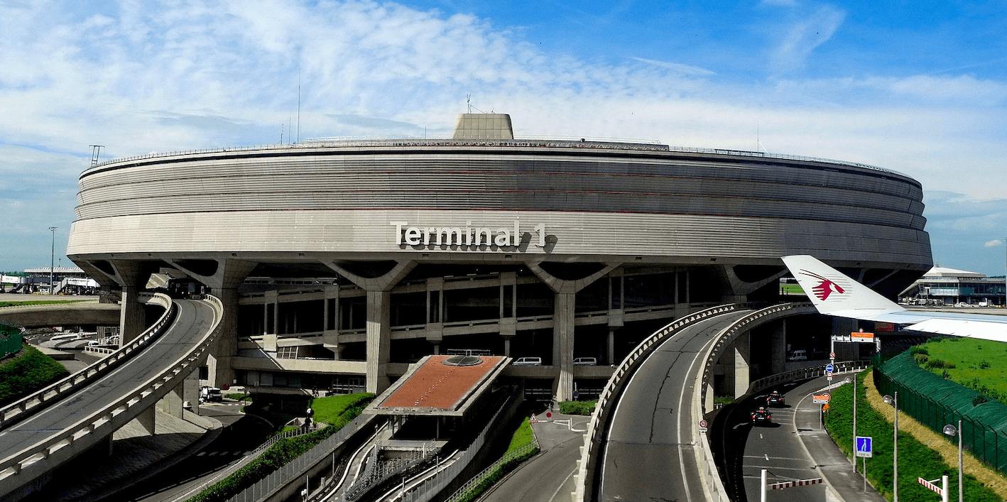 Aéroport Roissy Charles-de-Gaulle