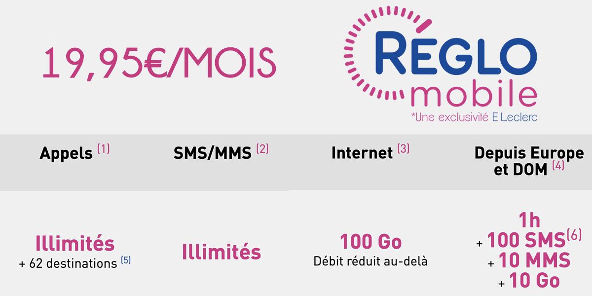 forfait 100 Go sur PS5 Réglo Mobile