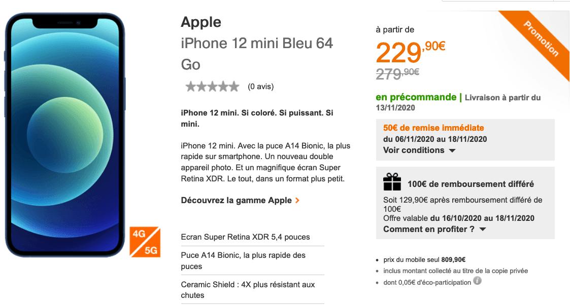 iPhone 12 Pro Max VS Mini Orange