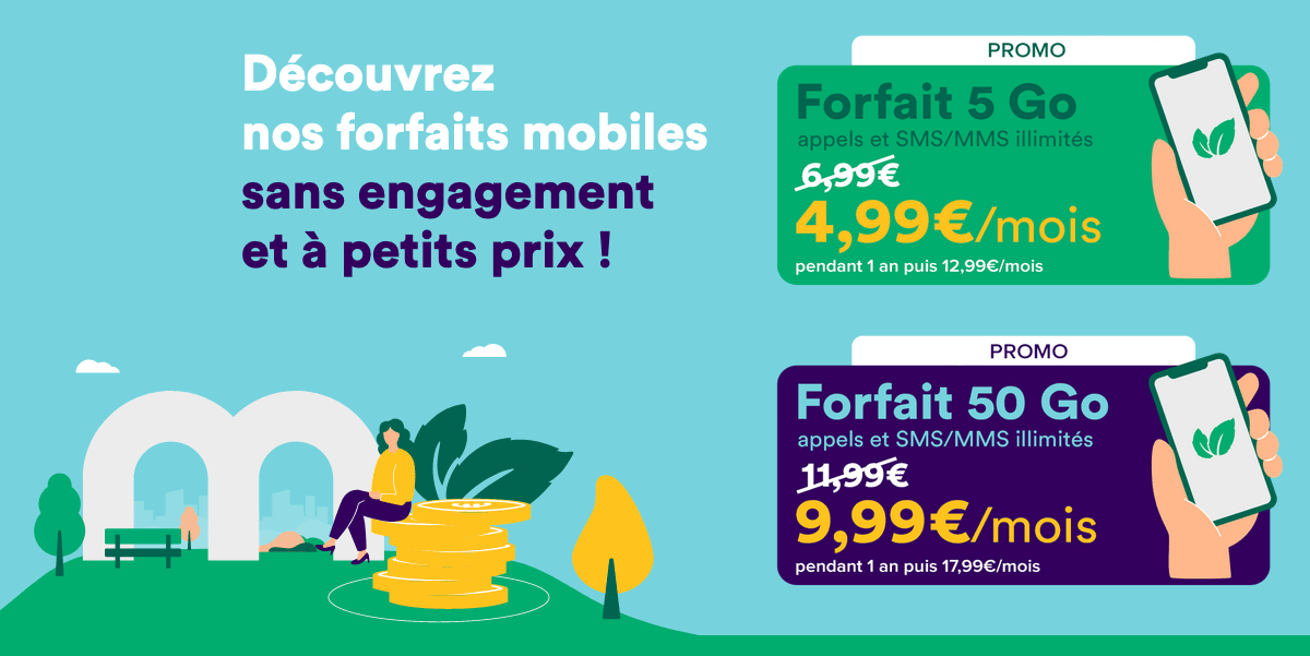 Forfaits Mint Mobile