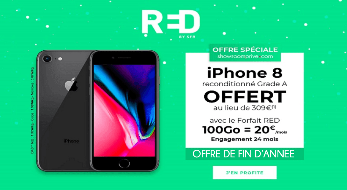 RED by SFR : l'offre inratable