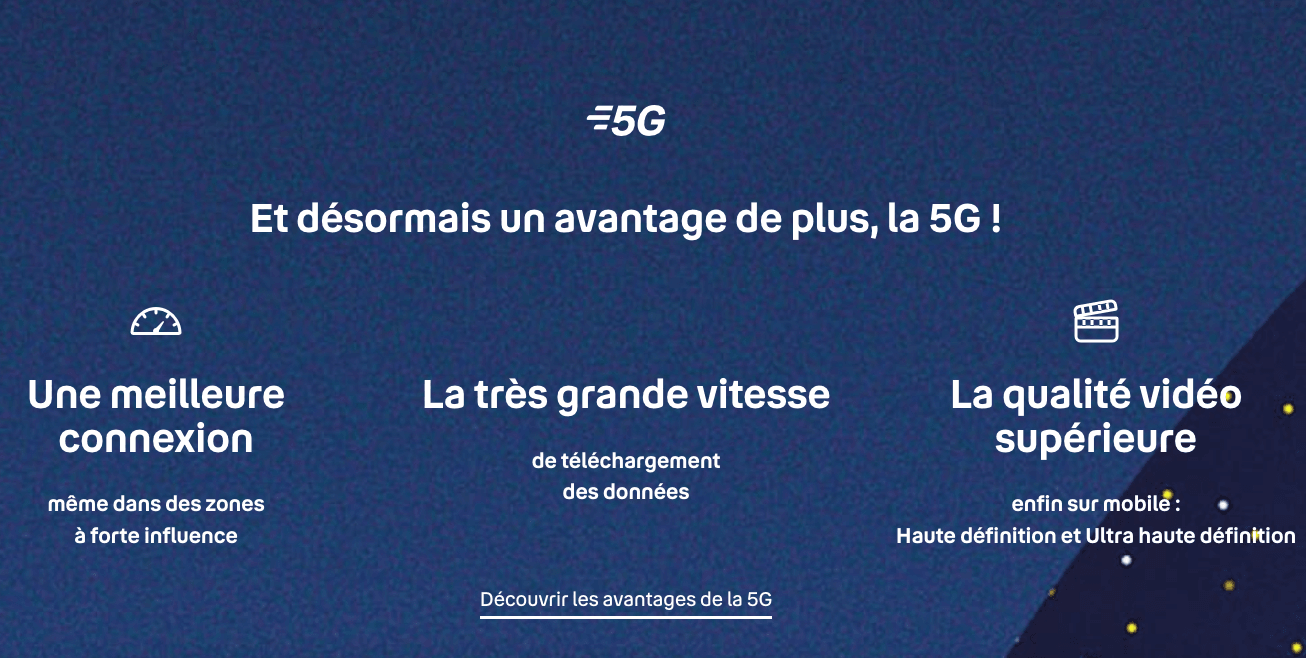 option 5G Bouygues